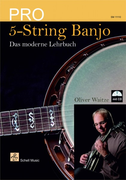 Felix Schell - SM11110 Pro 5string Banjo