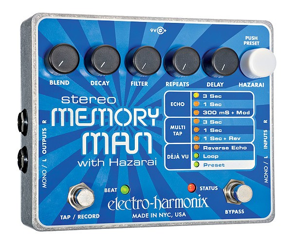 Stereo Memory Man Hazarai