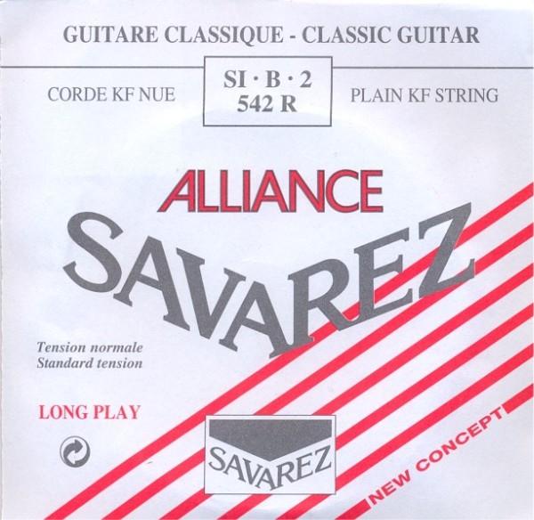 Savarez - 542R B2 carbon Einzelsaite aus