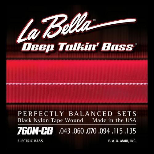 760N-CB Black Nylon