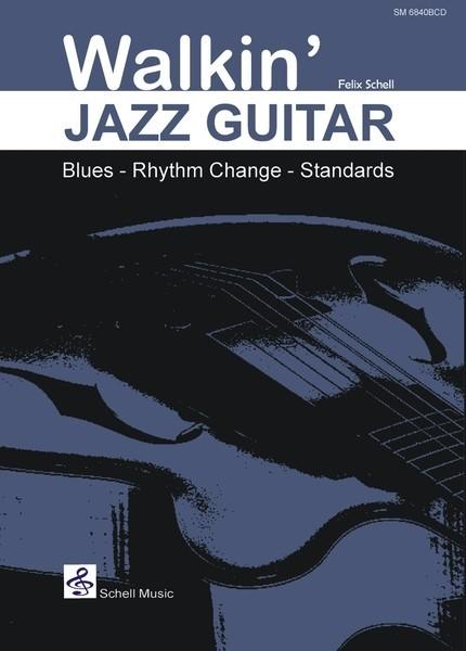 Felix Schell - SM6840BCD  Walking Jazz Guitar