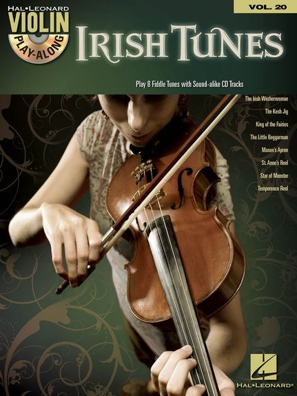HAL LEONARD - HL00842565 VPA Vol 20 Irish