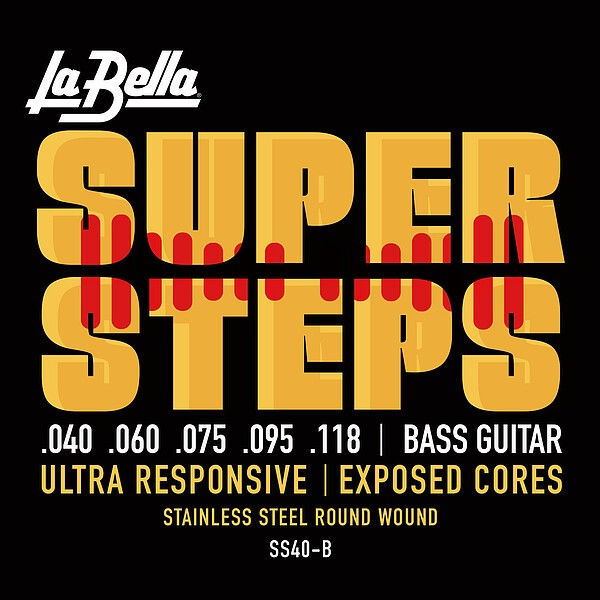 SS40B Super Steps Low B