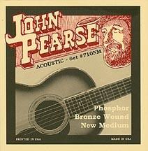 John Pearse - J710NM Phosphor Bronze