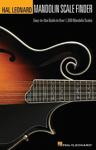 HAL LEONARD - HL00695782 Mandolin Scale
