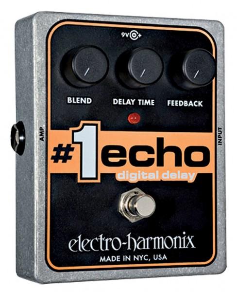 Electro Harmonix - 1 Echo digital Delay