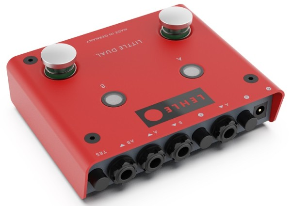 Lehle - Little Dual Switcher