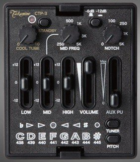 Cool Tube Preamp CTP3