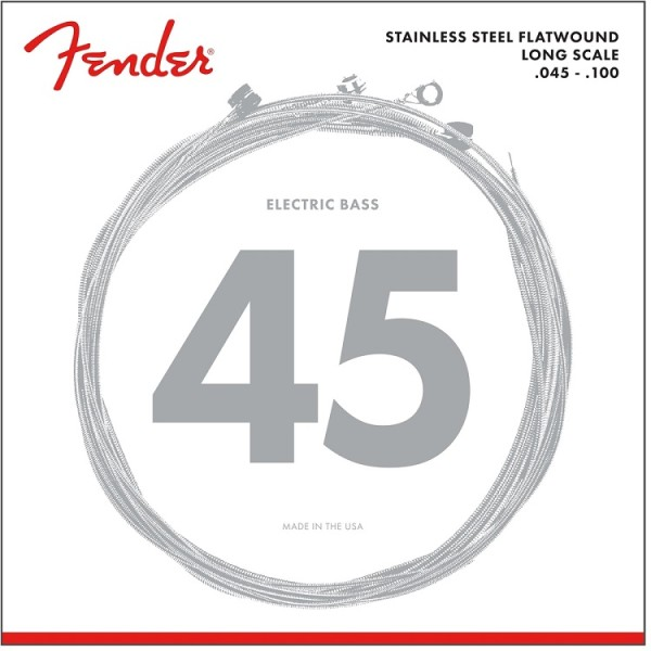Fender - 9050L 4S Flatwound Light