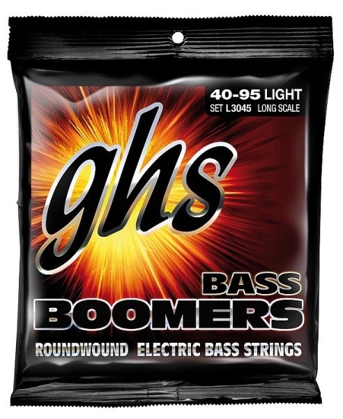 GHS - L3045  Bass Boomers
