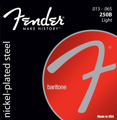 Fender - F250B NPS Baritone 13-65