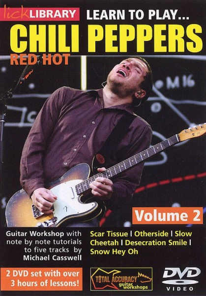 RDR0230 Learn to play Red Hot