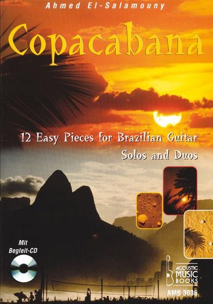 Acoustic Music Books - 3036 Cococabana Ahmed