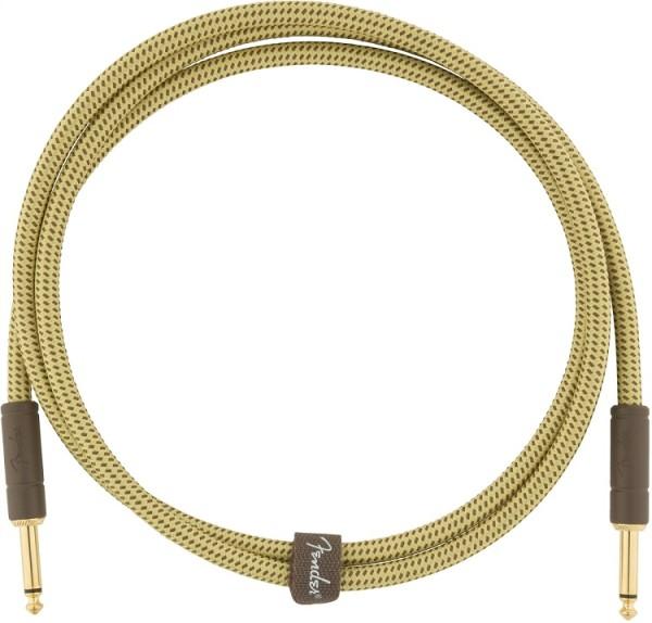 Deluxe Kabel 1,5m K-K Tweed