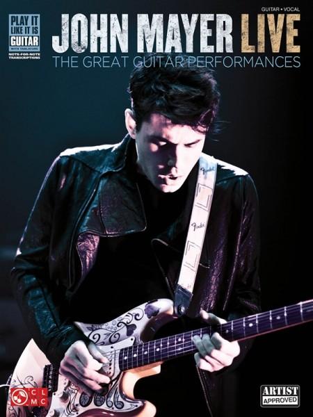 HL02501513 John Mayer Live