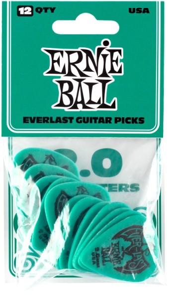 EB9196 Everlast 2,0mm teal gre