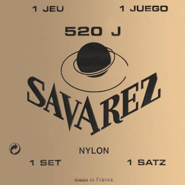 Savarez - 520J  Concert gelb high