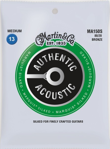 Martin - MA150S Bronze Marquis Silked