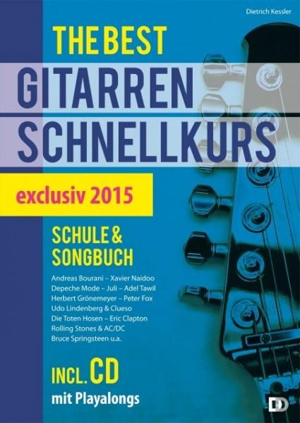 DD Verlag - Gitarrenschnellkurs exkl 2015