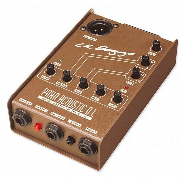 LR Baggs - Para Acoustic DI-Box Studio