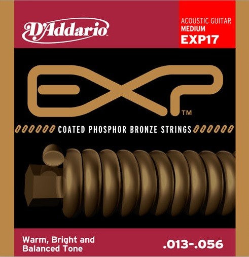 DAddario - EXP17 Coated Ph. Br. medium