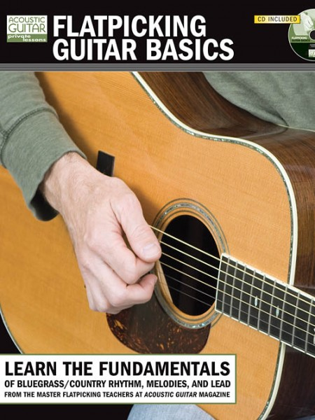 HAL LEONARD - HL00696389 Flatpicking Guitar