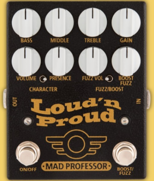 MadProfessor - Loud n Proud
