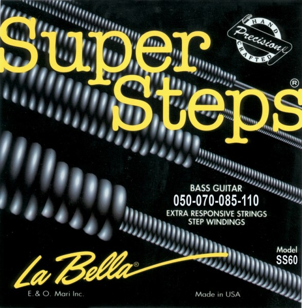 La Bella - SS60 Super Steps Medium