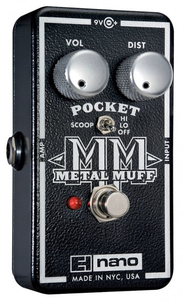 Metal Muff Nano Pocket