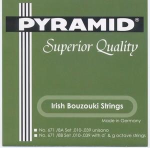 Pyramid - 671 8B Bouzouki irish 8saitig