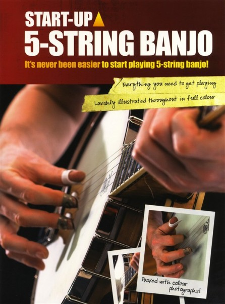 Wise Publications - AM1002969 Startup 5-string