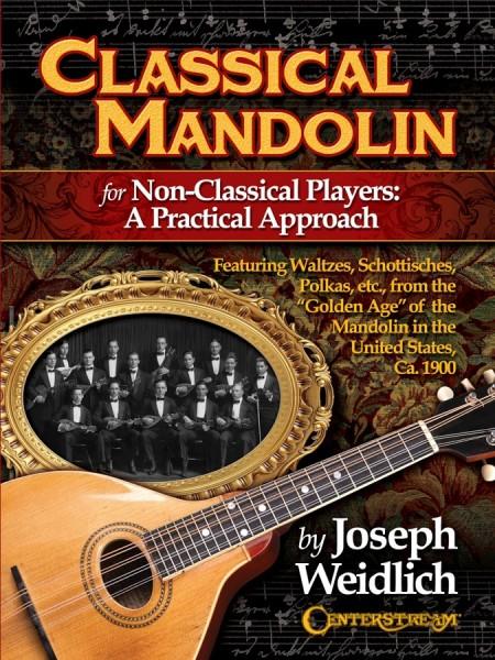 HAL LEONARD - HL00285481 Classical Mandolin