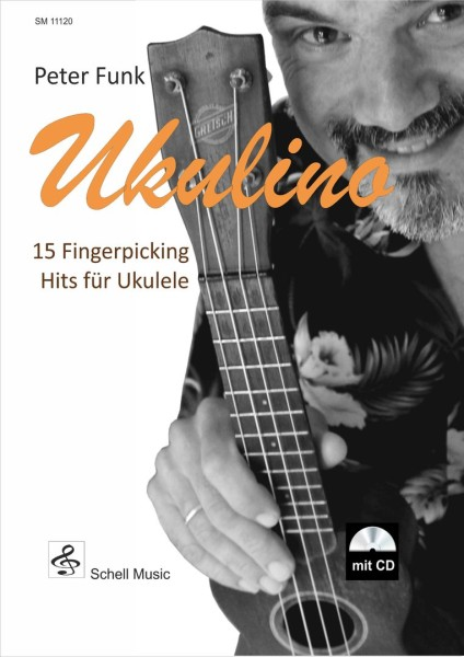 Schell Music - SM11120 Ukulino Peter Funk