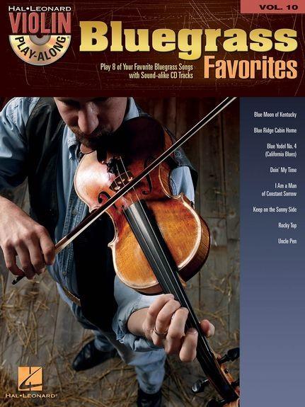 HAL LEONARD - HL00842232 Bluegrass Favourite