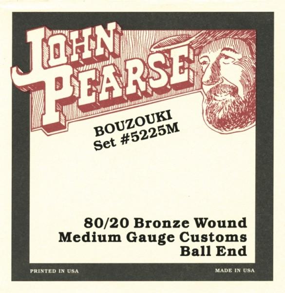 John Pearse - 5225M Irish Bouzouki 13-44