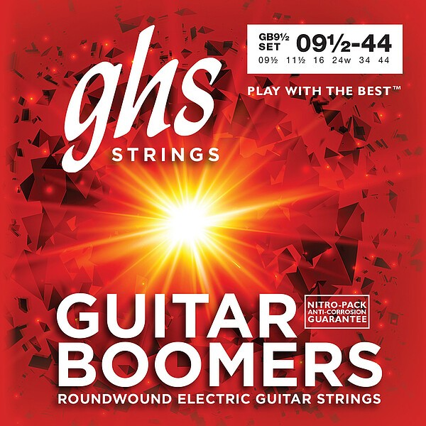 GHS - GB95  Boomers Extra Light Plus