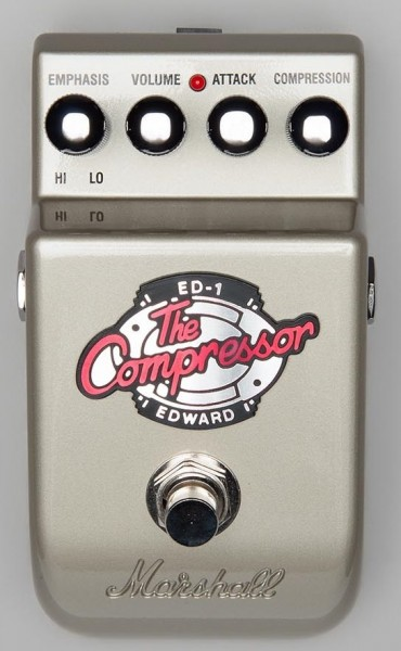 Marshall - ED1 The Edward Compressor