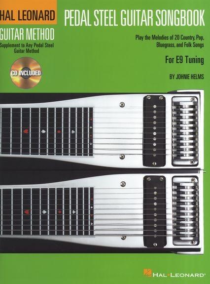 HAL LEONARD - HL00696450 Pedal Steel Guitar