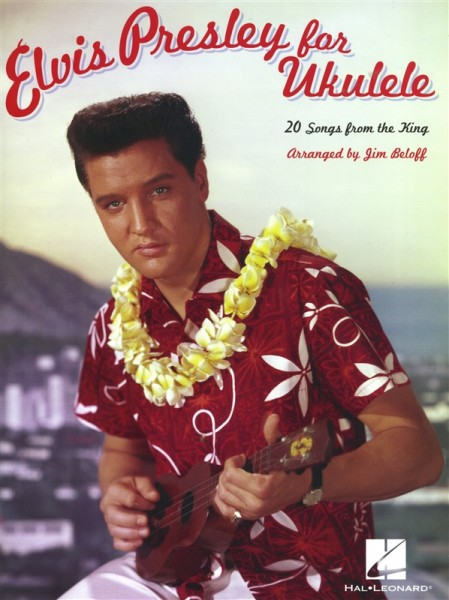 HAL LEONARD - HL00701004 Elvis Presley for
