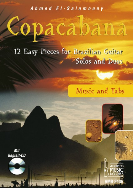 Acoustic Music Books - 3136 Copacabana Noten Tabs