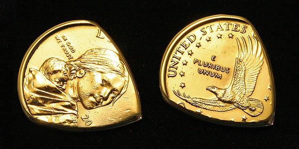Master Artisan - US Native Dollar SAC-EAGLE