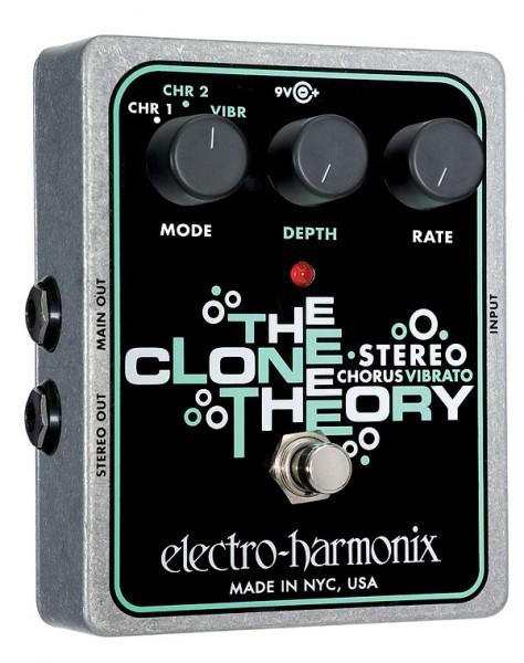 Electro Harmonix - Stereo Clone Theory Chorus Vib