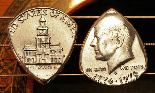 Master Artisan - US Kennedy Dollar KEN-1976