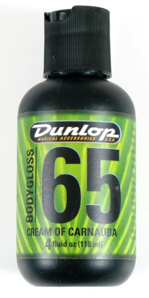 Dunlop - 65 Bodygloss Cream of Carnauba