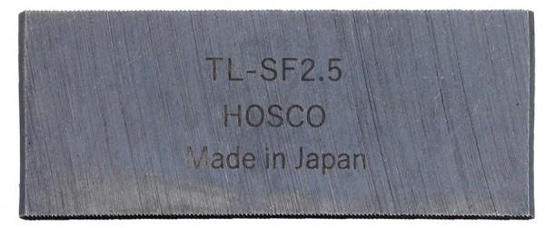 Stegschlitzfeile 2,5mm breit