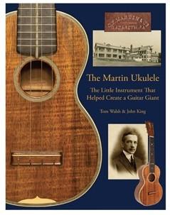 HAL LEONARD - HL00109376 The Martin Ukulele