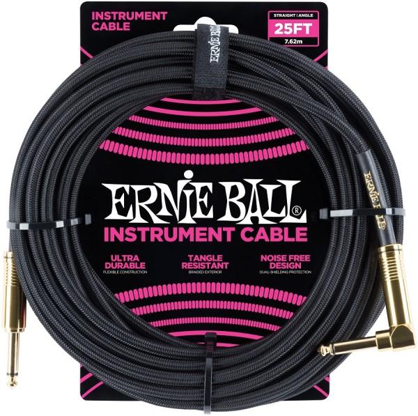 Ernie Ball - EB6058 K-WK 7,62m schwarz