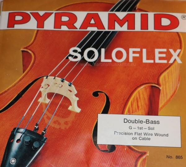 207100 Soloflex Stahl aufSeil