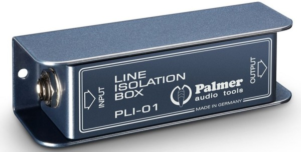 Palmer - PLI01 Line Isolation Box 1 Kan