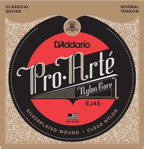 DAddario - EJ45 Pro Arte Normal Tension